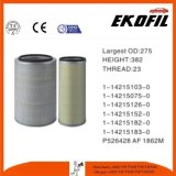 Auto Part Air Filter OEM 1-14215103-0 for Isuzu