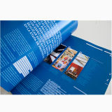 High Quality Offset Printing Customized Magazine