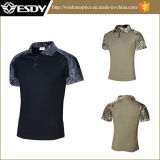Military Army Python Camouflage Airsoft Tactical T Shirt New Design