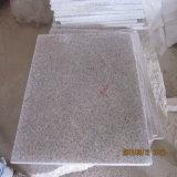 Natural Polished and Flamed Granite Flooring Tiles (Pink G681)