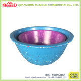 Assorted Color Nesting Bowls Plastic
