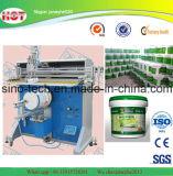 Semi-Automatic Plastic Barrel Screen Printer
