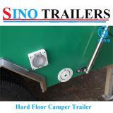 Hot Sale Australian Standards Rear Folding off Road Camper Trailer