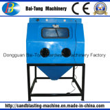 Manual Wet Sandblasting Machine for Big Size of Products