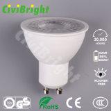 High Quality 7W AC100/230V GU10 SMD LED Spotlights