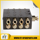 Oil Distributor with 8 Holes for Sany Concrete Pump Parts