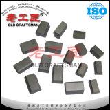 Tungsten Carbide Yt14 B Type Brazed Tip for CNC Machine
