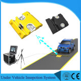 Uvss / Uvis Under Vehicle Surveillance System with 22 Inch LCD Screen