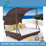 Special Leisure Outdoor Sofa/Rattan Sunbed (GE-S0022)