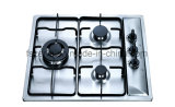 Kitchen Appliance Supplier of China Stainless Steel Gas Hob Jzs53101