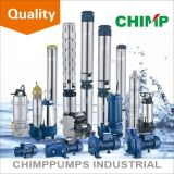 4 Inch Russian 1.0HP Brass Impeller Electrical Centrifugal Submersible Water Pump for Home