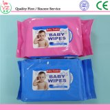 Wholesale 80PCS Hot Sale Non-Woven Baby Wet Wipe Tissue
