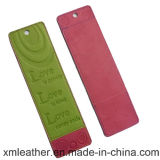 Promotional Bookmarks with Custom Logo, Leather Bookmark
