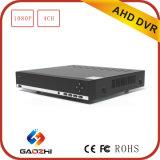 Hot Sale H 264 2MP P2p CCTV DVR 4 Channel