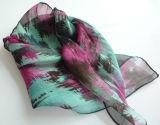 OEM Design Chinese Silk Scarf