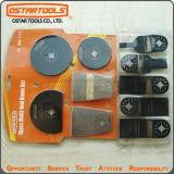 10PCS Multifunction Oscillating Multi Tool Blades Kit