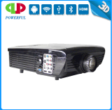 Good Price Full HD 1920*1080 3D LED High Brightness 3000 Lumens Digital Home Projector with Bluetooth USB TV
