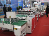 Fully Automatic Plastic Hand Bag Making Machine (one machine four functions)