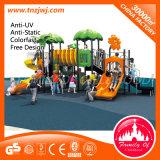 Commercial Preschool Slide Outdoor Playground Equipment
