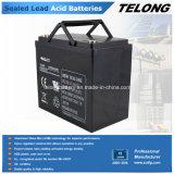 12V55ah Deep Cycle Sealed Lead Acid Battery