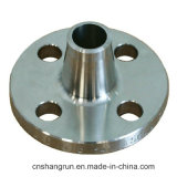 ANSI Carbon Steel Stainless Steel Long Weld Neck Flange for Pipe Fitting