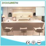 White/Grey Artificial Quartz Stone for Kitchen & Bathroom Countertop/Vanity Top/Slab/Tiles