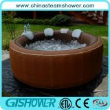 Above Ground Giant Inflatable Hot Swim Pool (pH050010 Brown)