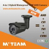 Mvteam New Products 2015 Technology Outdoor Waterproof Hybrid 720p Cctvcamera with Tvi Cvi Ahd Analog