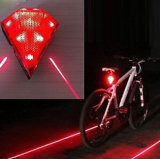 4 or More Mode 50 Lumens Waterproof / Rechargeable / Impact Resistant / Easy Rear Bike Light / Safety Lights / Bike Lights