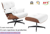 Modern Furniture Wooden Leather Eames Leisure Lounge Chair (RFT-F5D)