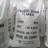 99% Caustic Soda Flakes Pearls Solid for Industry Grade