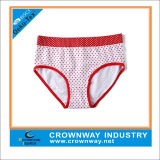 Organic Cotton Cute Young Girls Spandex Thong Underwear