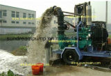 Dewatering Pump for Large Volume Application CE Approved