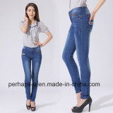 Hot Sale Women Clothes High Quality Ladies Jeans