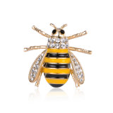 China Wholesale Matal Alloy Rhinestone Fashion Jewelry Christmas Brooch