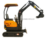 Wy15h 1.4ton Small Crawler Chain Digger