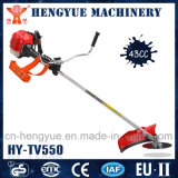 Professional Lawn Mower with High Petrol Tank