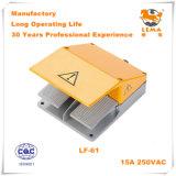 Lema 15A 250VAC Lf-61 Foot Switch