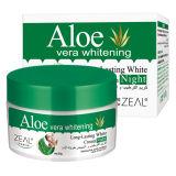 Zeal Aloe Vera White & Moist Night Cream Face Moisturizer
