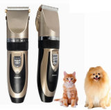 Professional Grooming Kit Rechargeable Pet Cat Dog Hair Trimmer Electric Clipper Shaver Set Haircut Machine