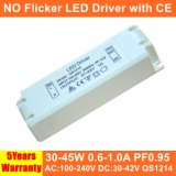 30-45W Hpf No Flicker Panel Light LED Power Supply with Ce QS1214