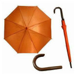 Wood Material Straight Umbrella (BR-ST-137)
