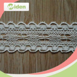 Cotton Guipure Lace Wave Knitted Lace Making Machine Crochet Lace