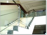 Stair Toughened Glass