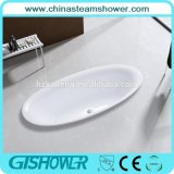 Oval Indoor Drop in Acrylic Bath Tub (BL1005P)