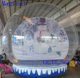 Giant Inflatable Snow Globe with Competitive Price