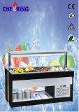 Restaurant Air Cooled Refrigeration Chafing Dish Order Food Showcase/Display Chiller Buffet Equipment