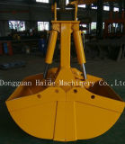 Hydraulic Clamshell Bucket for 20t Excavator
