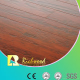Commercial 12.3mm HDF AC3 Embossed Waxed Edge Laminate Flooring