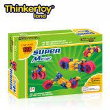 Thinkertoy Land Scientific Construction Blocks Educational Toy Car Series Super Motor